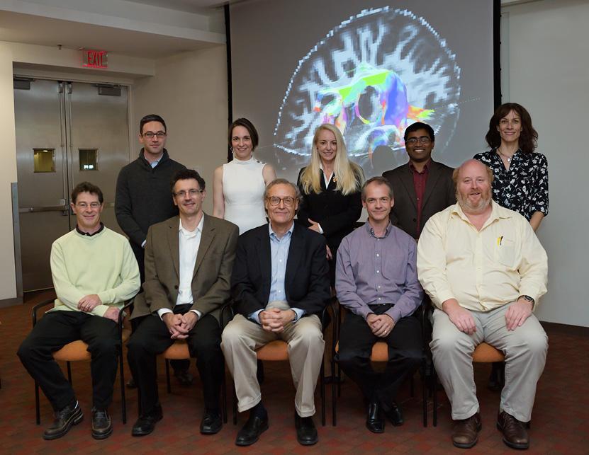 Tackling Mental Illness Through Advanced Imaging Of Neural Pathways