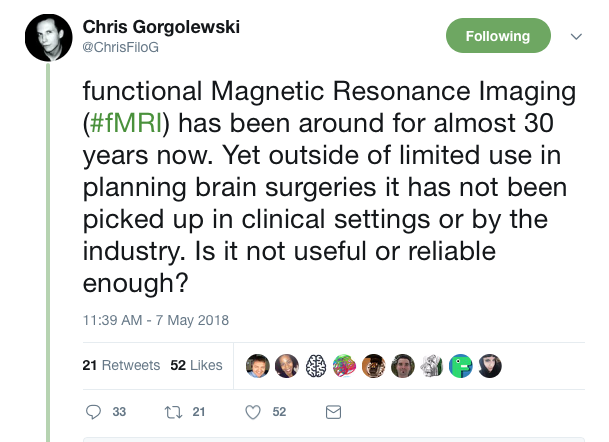 If, how, and when fMRI goes clinical